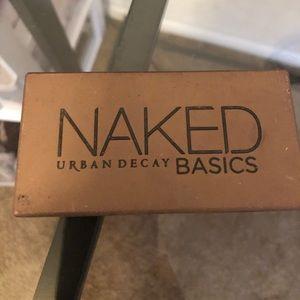 Naked pallet